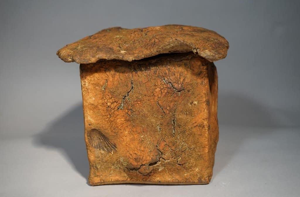 DOPO FAENZA E TORGIANO L'INSTALLAZIONE COLLETTIVA ITINERANTE  APPRODA A ROMA.  Exhibition      Cube compressi