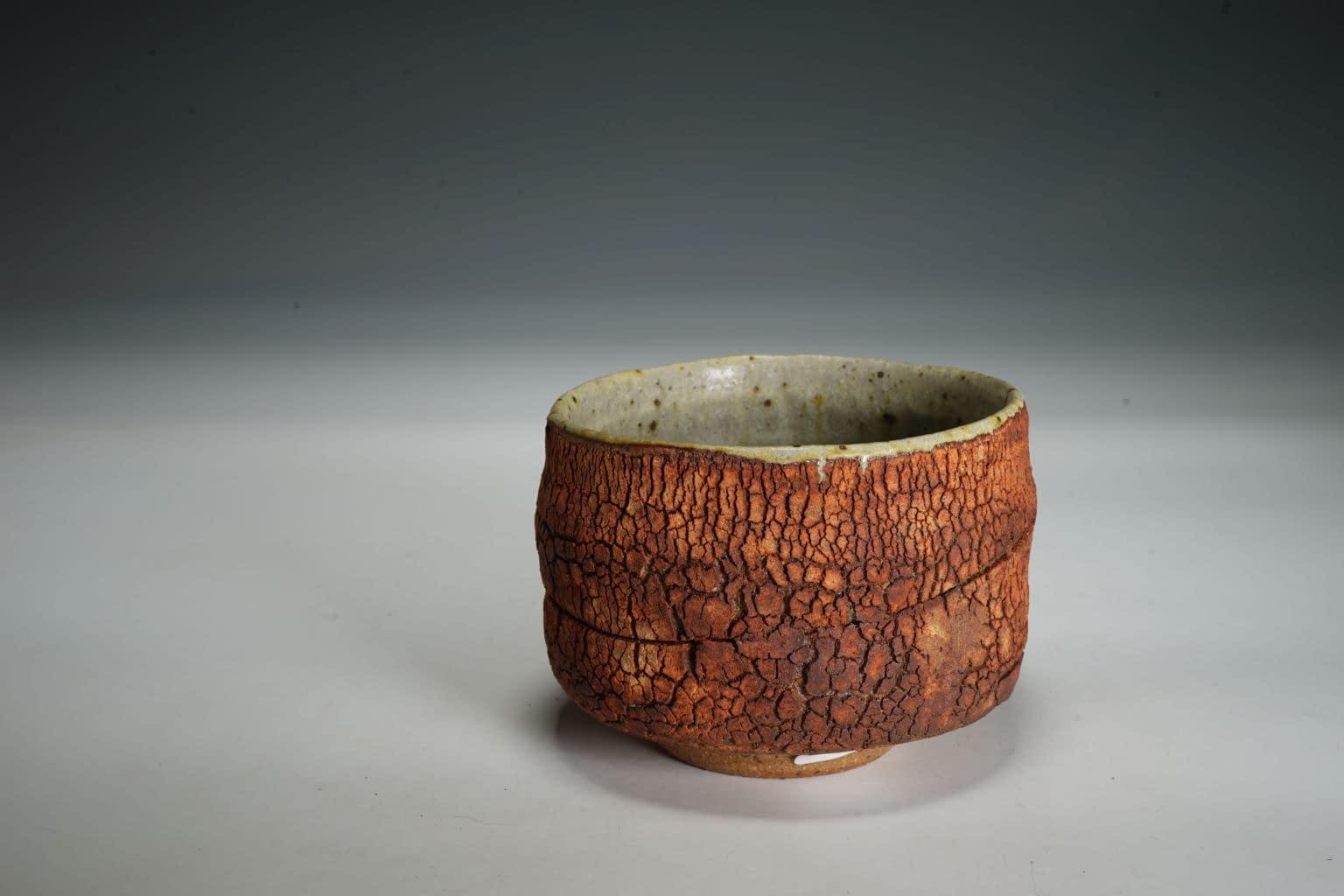 textures surface tea bowl
