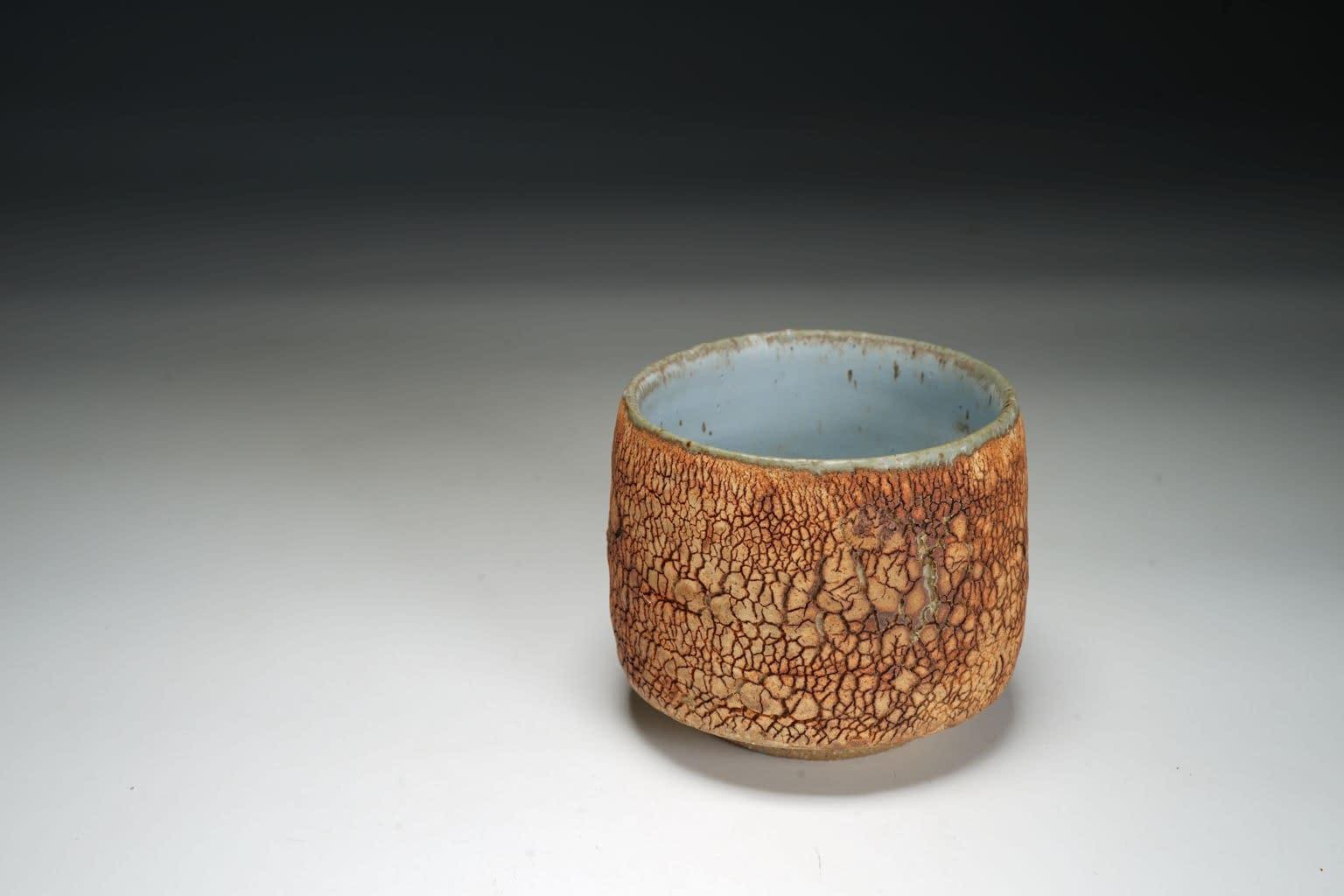 Textured surface Tea bowl/ Chawan