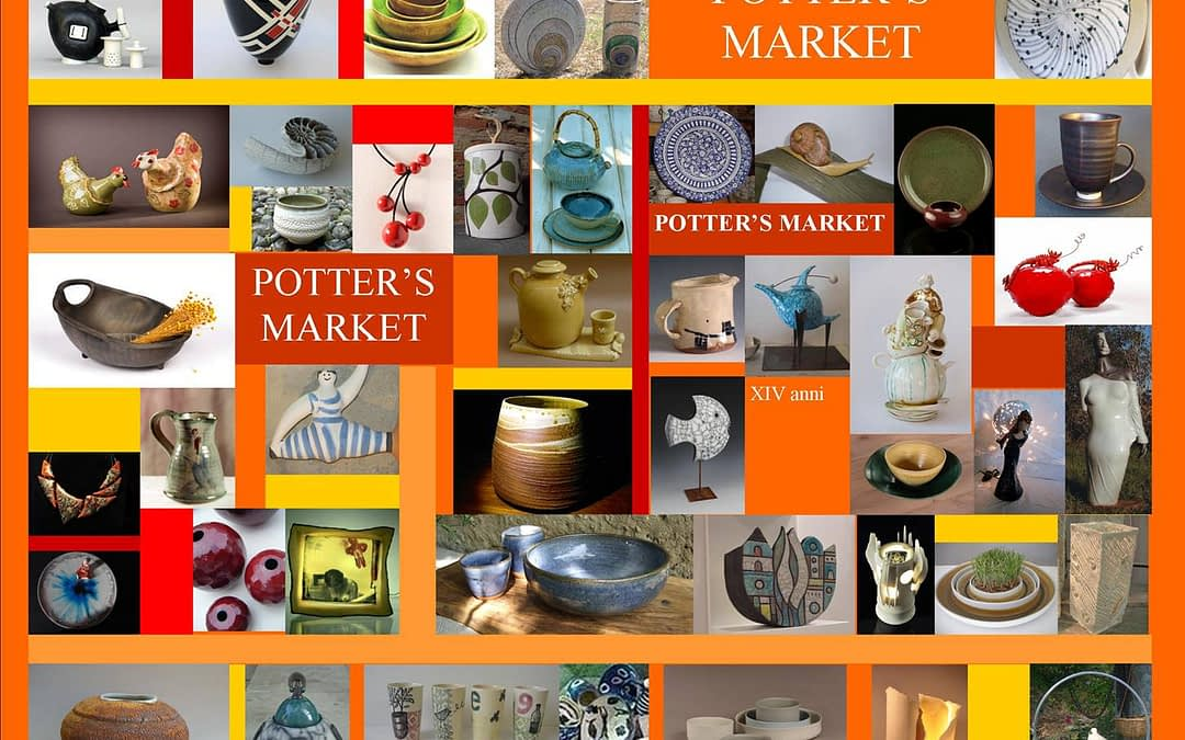 Fiera Internazionale della Ceramica./ International potters market